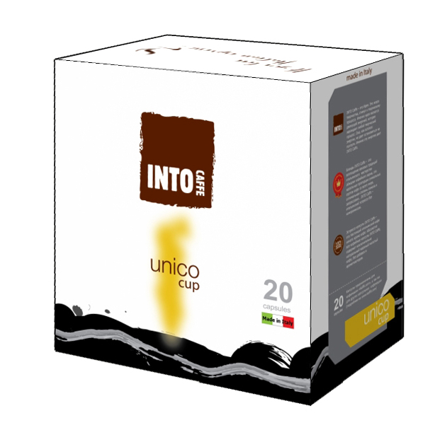 Кофе в капсулах Into Caffe Unico